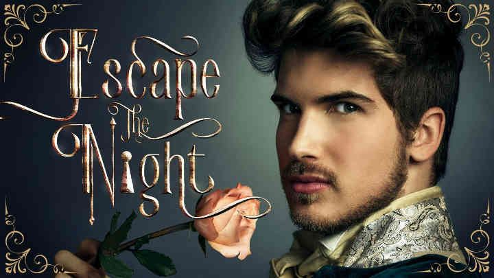 Joey Graceffa - Escape The Night S2 - Slo Mo Teaser Trailer! Evil is back to terrorize a brand new cast of YouTubers. Witness a new estate, a new era...