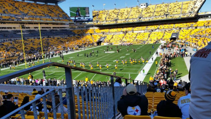 AFC Wild Card Game between the Pittsburgh Steelers vs. TBD (most likely Miami) 2 Tickets, Section 101 Row FF at Heinz Field on either January 7th or 8... #tickets #lower #level #game #playoff #steelers #wild #card #pittsburgh