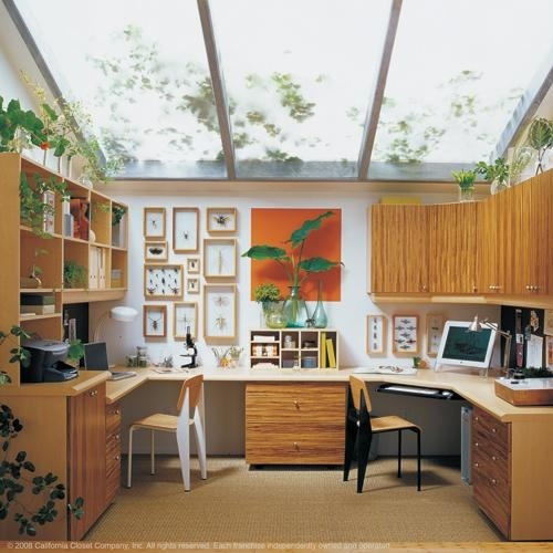 20 Inspiring Home Office Design Ideas For Small Spaces: 107 Best Images About Home Office Ideas On Pinterest