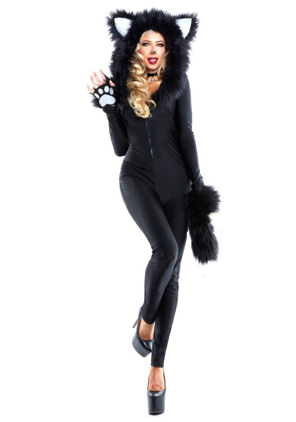 bear sexy halloween costumes for women