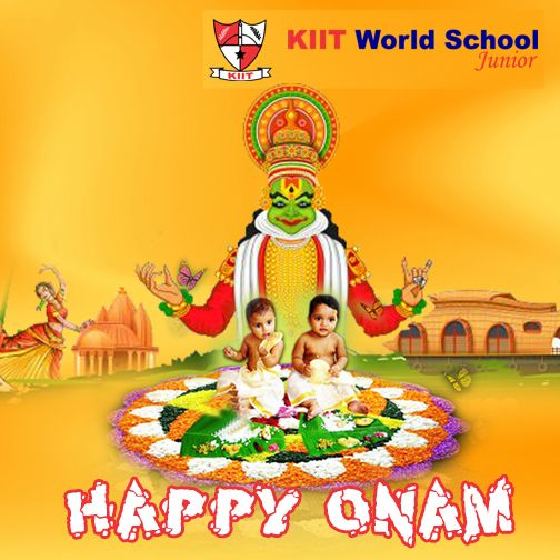 """May This """"Onam"""" Finds You and Your Family in Good Health,And Let Your Life Flows With Happiness.... Wishing You a Very Happy Onam."""