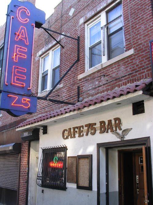Cafe 75 Bar, 75-18 Roosevelt Avenue, Jackson Heights, Queens