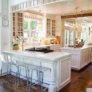 Kitchens peninsula with stove kitchen pantry pinterest - Kitchen peninsula with stove ...