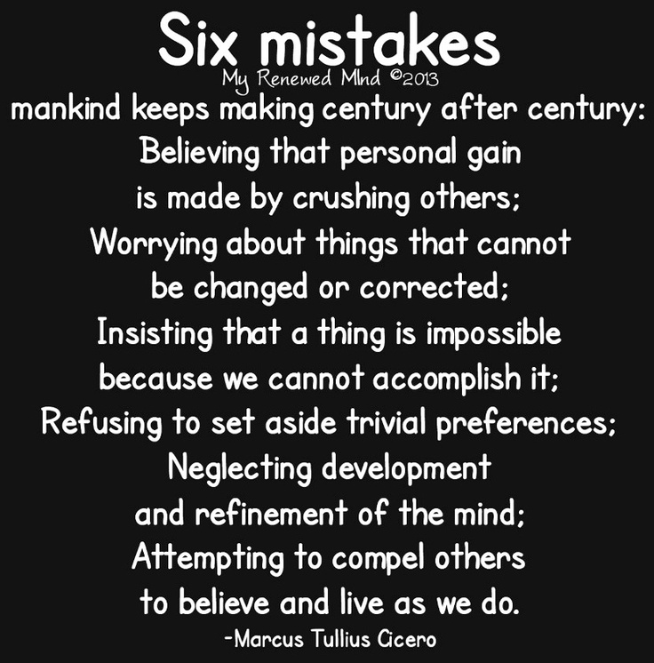 Inspirational Quotes About Failure: 11 Best Mistakes Sayings Images On Pinterest