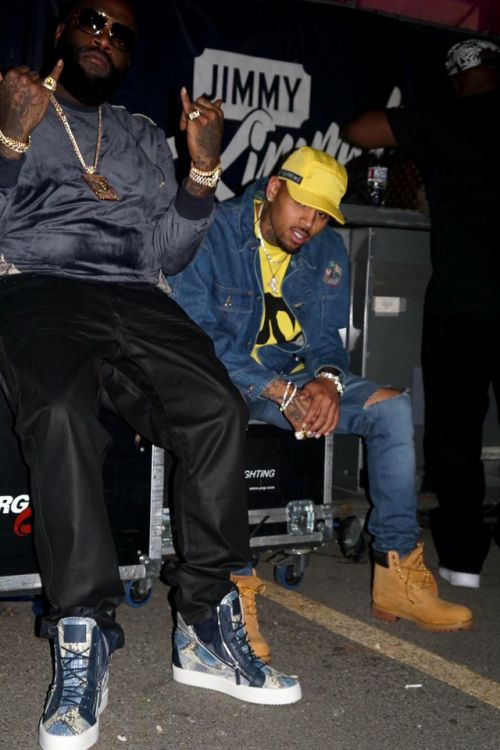 #ihiphop #rapper #rick ross #cris brown