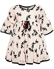 Edi Dress - How To Kiss A Frog - Lichtroze - Doordeweekse jurken - Kleding kidskleding - NELLY.COM Mode online