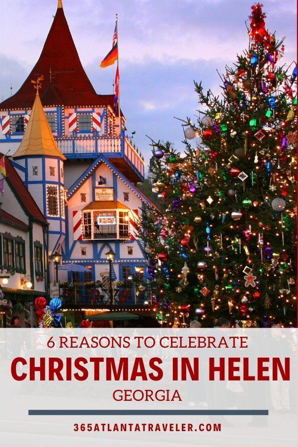 Bluevridge Ga Christmas 2020 Christmas Activities in Helen, Georgia. December in Helen is a