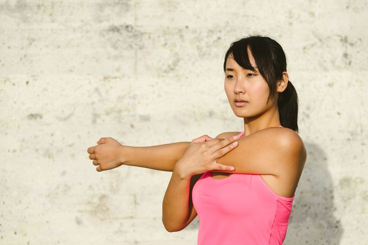 Painful Shoulder? You Might Need to Stretch It Out The more the shoulder is in use, the better off it will feel. #HealthierHawaii #fitness #exercise #health #wellness #tips #athletictraining #sportsmedicine