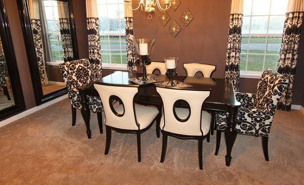 25+ Best Ideas About Purple Dining Rooms On Pinterest