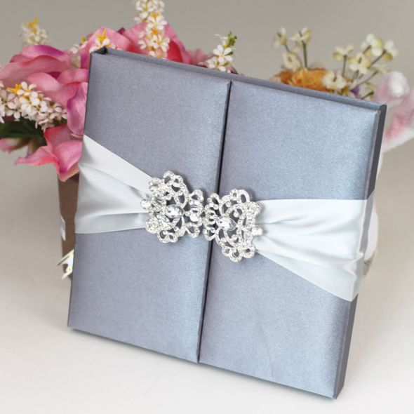 so i took the leap and i order silk boxed invites from alibaba com the ...