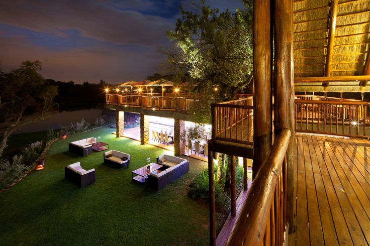 Perfect for Outdoor Events and Functions - The Blades Hotel in Pretoria South Africa