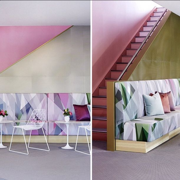 It's been attracting a lot of press coverage and now it's had its first shortlisting! We're excited to be attending the @duluxaus Colour Awards later this month after our @lexusaustralia Design Pavilion project for the #melbournecupcarnival made it through. @thebiggroupinstagram @joostbakker @cwatterston @evhpr . Photography by @seanfennessy