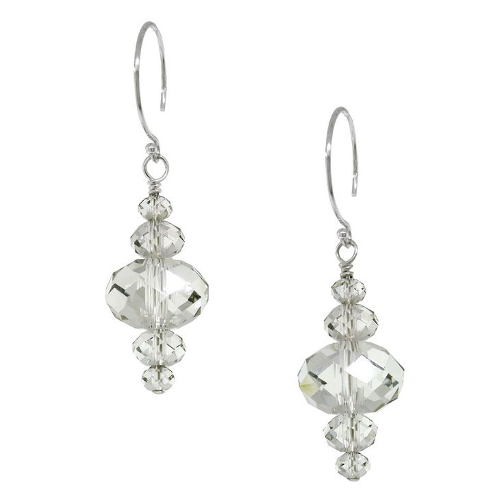 Moonlight Earrings | Fusion Beads Inspiration Gallery