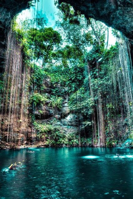 15 OF THE WORLD`S BEST NATURAL SWIMMING POOLS