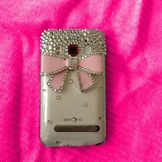 DIY cell phone case!!
