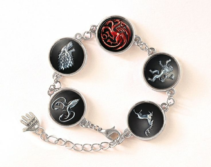 Bracelet Game of Thrones,  Jewellery, 0240BS from EgginEgg by DaWanda.com