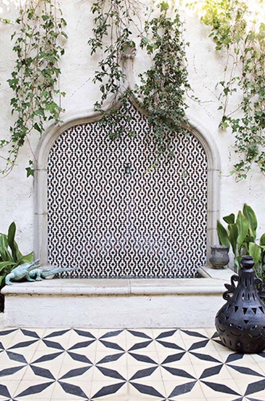 Pretty fountain, by www.sfgirlbybay.com