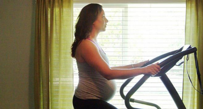 Lifeline treadmill - How to use Treadmill during Pregnancy