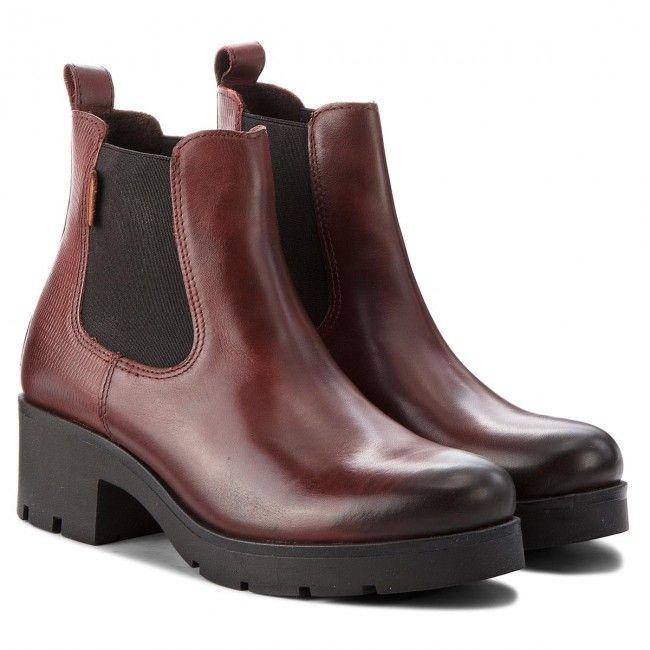 Botki Lasocki Rst Altea 01 Bordowy Fashion Boots Boots Ankle Boot