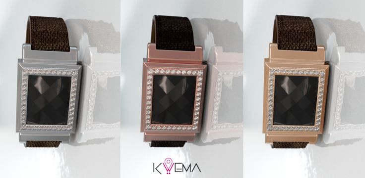 Kwema EVA Collection! 3 Safety Bracelets to help YOU in emergencies