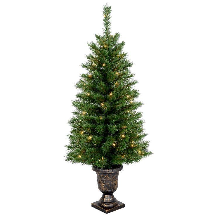 25+ beste ideeën over 4ft christmas tree op Pinterest - Kerstkaart ...