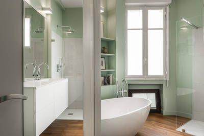 miniature Rénovation complète d'un appartement des années 30 en Région Parisienne, Boulogne-Billancourt, Decorexpat - décorateur d'intérieur