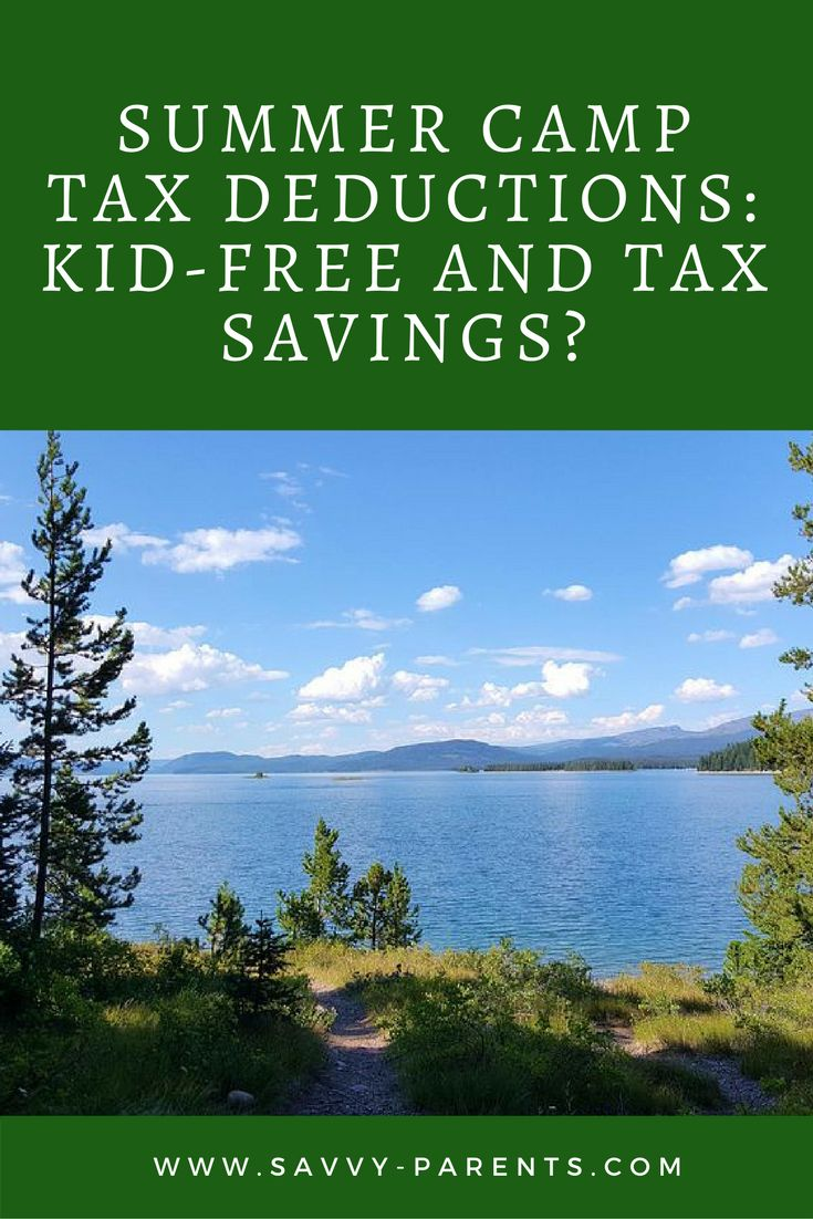 What if I told you Uncle Sam gives you a tax break for sending little Louise to soccer camp? Summer camps can qualify for the IRS's Child and Dependent Care Credit, up to $3,000 for one child and up to $6,000 for two or more. Read more in this blog post! #blog #parenting #parents #kids #summer #camp #family #money
