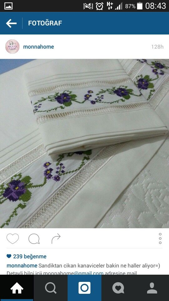 Ev textili