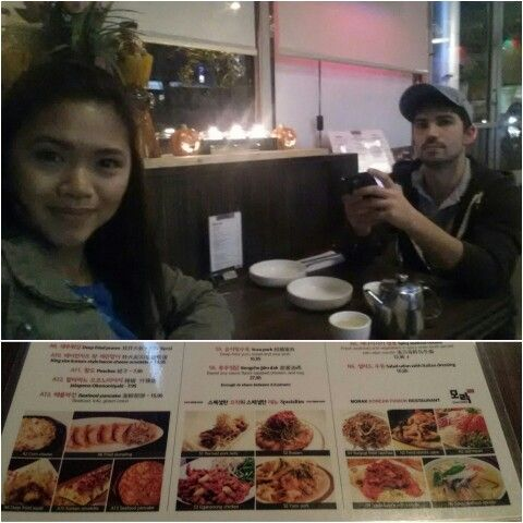 been awhile since we had our last dine out #PhotoGrid