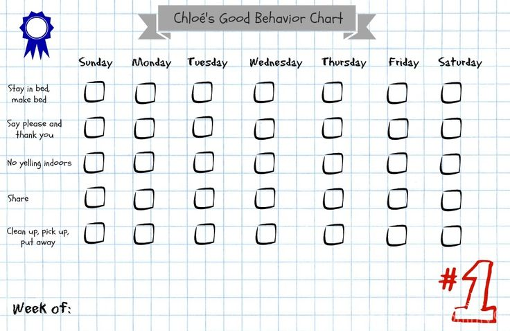 Toddler Reward Chart For Good Behavior Helpful And Handy Tips Pinterest Charts Toddlers