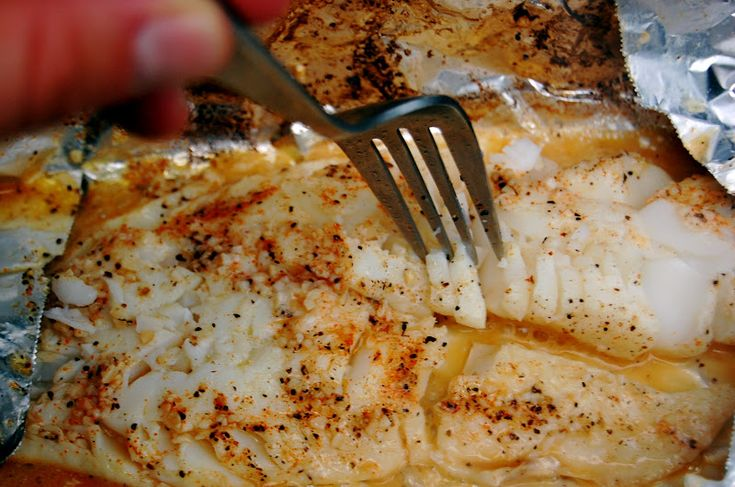 Great recipe for grilled cod! Subbed red pepper flakes for cayenne and added paprika.
