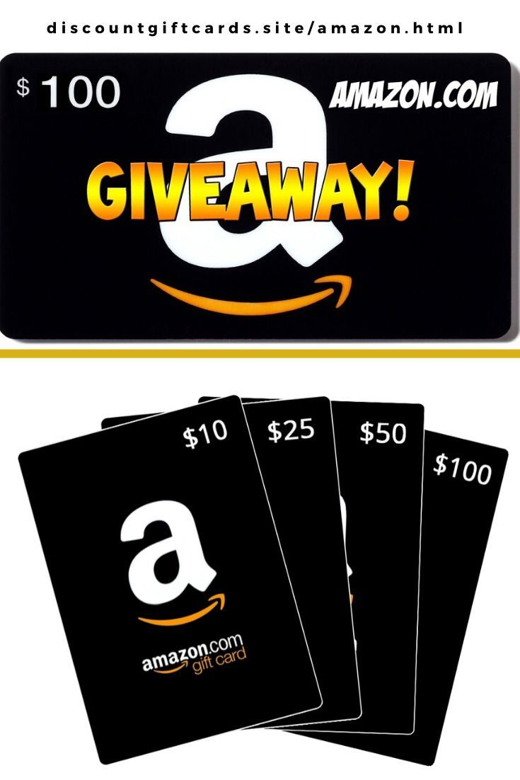 I M Holding Another Amazon Gift Card Giveaway From My End This