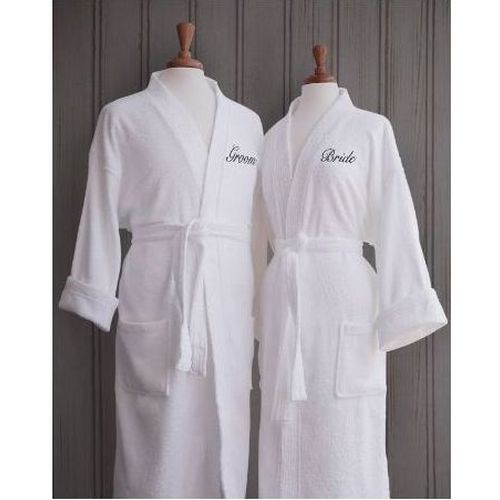 Deluxe Robe | Wedding Gifts For Groom, Him, Men, Son, Brother