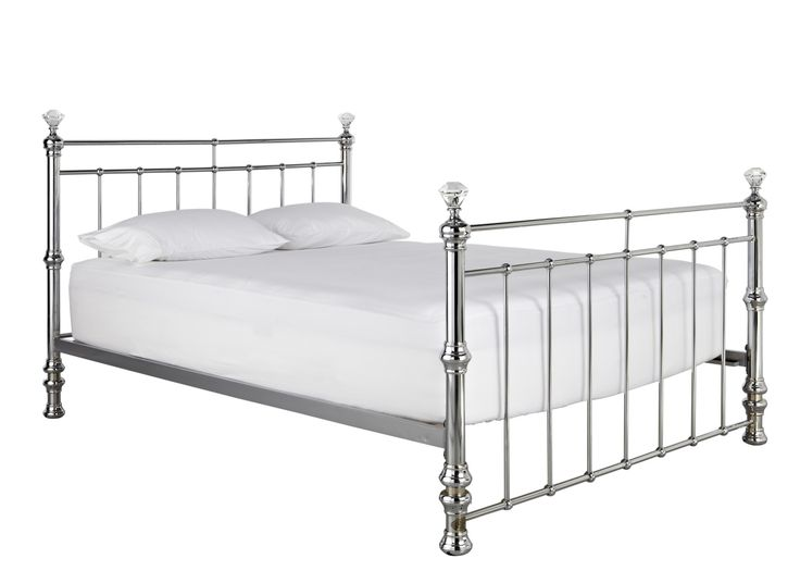 Forty Winks Crystal Queen Size Bed