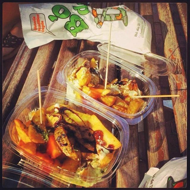 Bo de B, Barcelona - awesome street food, especially sandwiches