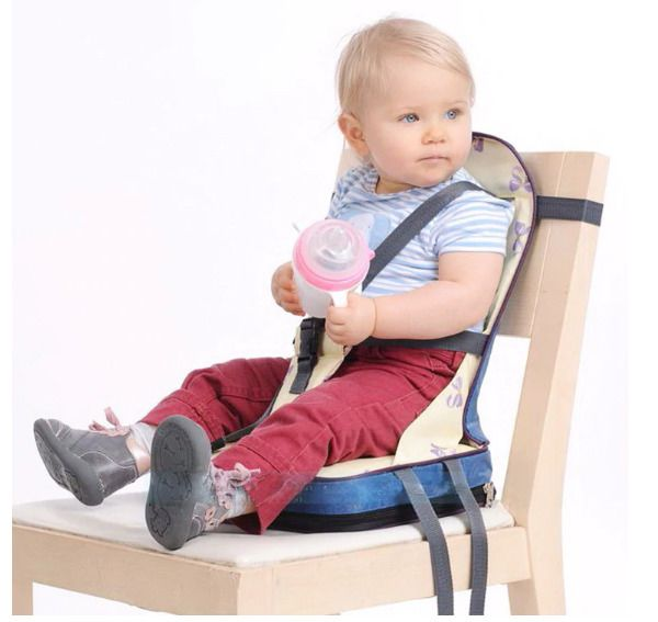 Baby Chair Bag Child Portable Seat Toddler Waterproof Infant Foldable Safety New Unbranded Baby Chair Toddler Booster Seat Booster Seat