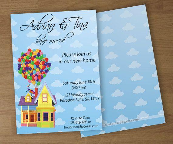 Housewarming Invitation  UP Theme   Digital by 57MEDIASTORE