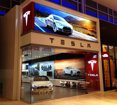 Tesla Motors Opens First Canadian Store in Toronto : TreeHugger