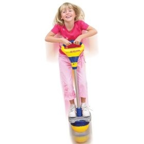 The Gogo-Pogo from Diggin Active! Great for indoor AND outdoor! On sale for 24% off MSRP on Amazon from MMP Living
