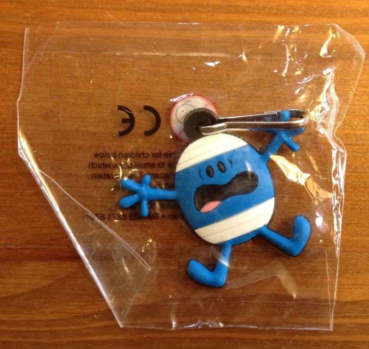 Mr Bump charity clip pin badge | eBay