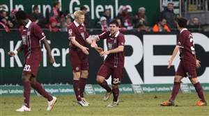 Kaiserslautern will hope to haul themselves out of the Bundesliga relegation zone when they play host Wolfsburg on Saturday.