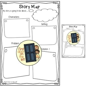 Story Map-Narrative Planning 2Includes: Characters, setting, problem 1&2/solution1&2 and endingUse this simple story map to help your students quickly plan their  narratives  or use it to teach your students about story elements. If you like this product you might also like my other templates: Story Map-Narrative Planner  Recount Planner  Making Predictions Template  Persuasive Writing Planning Template  Procedure Writing Planning Template  Explanation Writing Planning Template ******...
