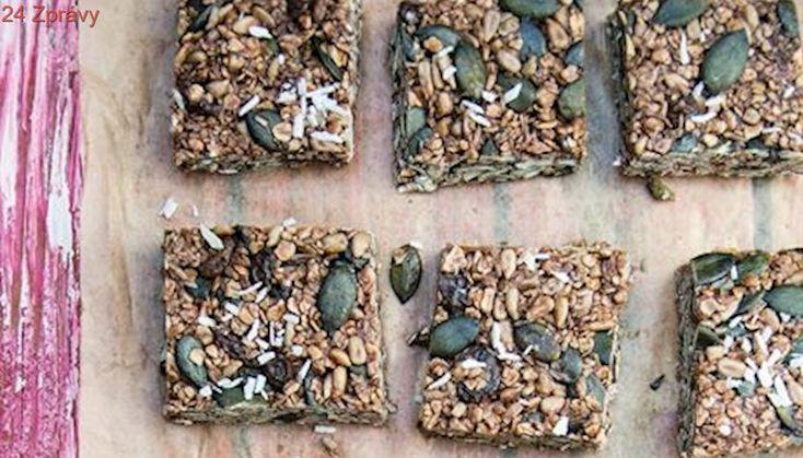 Jak na semínkové flapjacky se sušeným ovocem a kakaem?