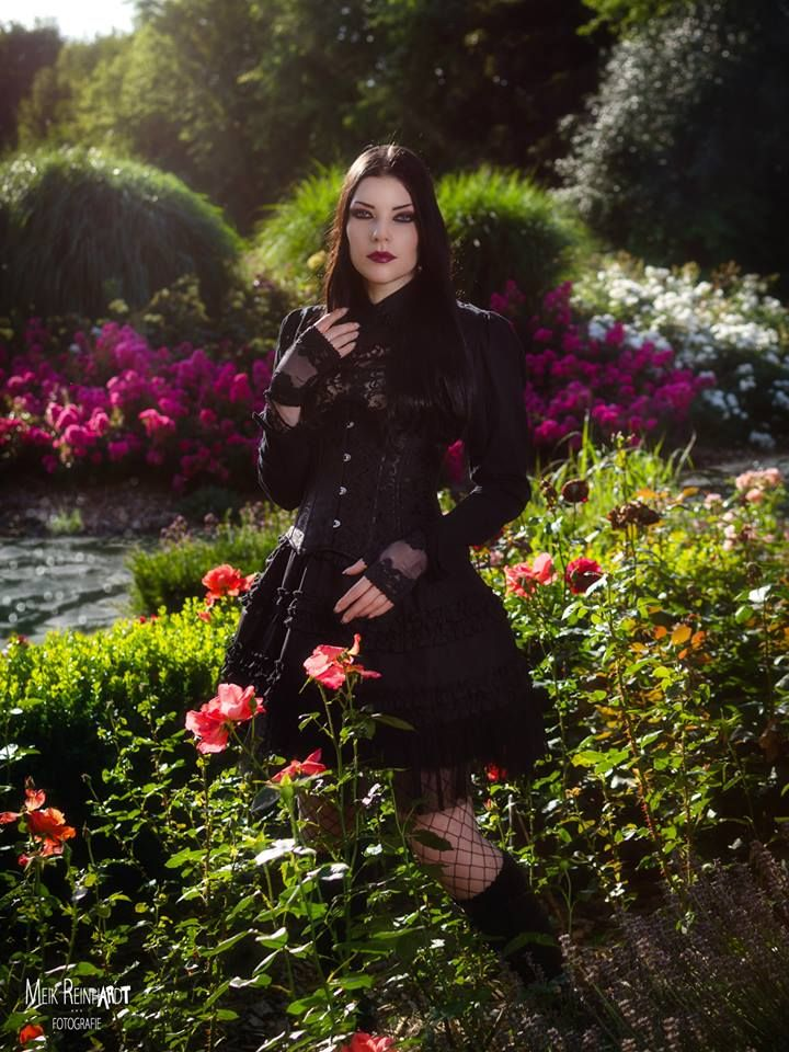 Model : Gatto Nero Katzenkunst Photo : Meik Reinhardt-Fotografie Welcome to Gothic and Amazing |www.gothicandamazing.com