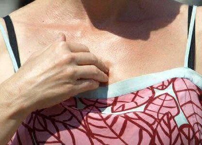 brzlík masáž