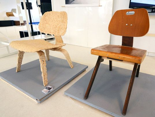 recycled designs shine at ventura interieur