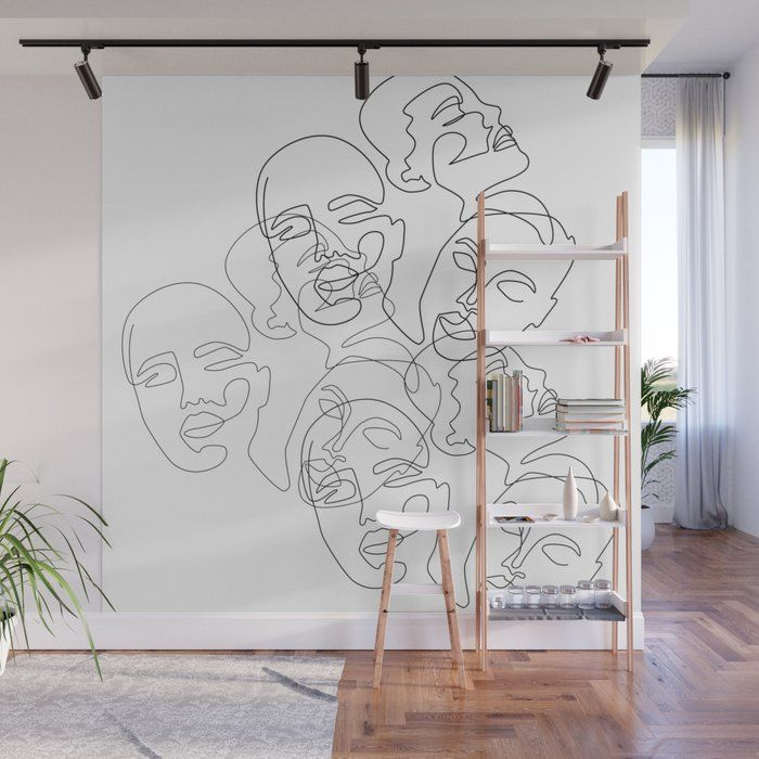 Pin By Gabby Braddick On Wall Drawing Wall Murals Room Wall Painting Bedroom Murals