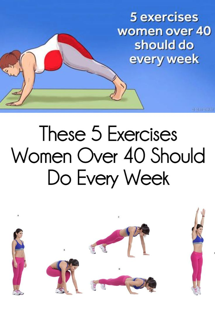 22 best processed foods avoid images on pinterest eat healthy these 5 exercises women over 40 should do every week when women get older their bodies go through many changes they need to take more care of their health fandeluxe Choice Image