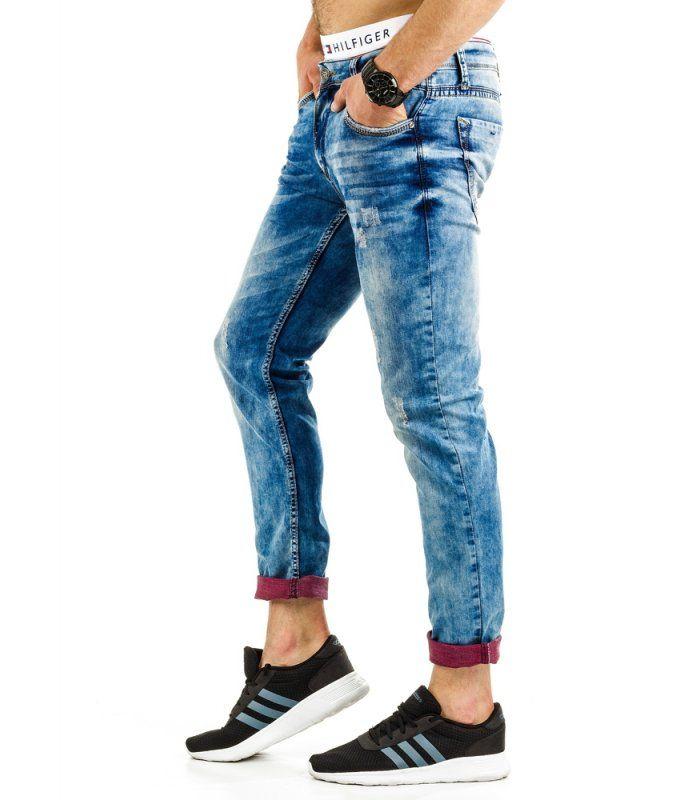 Pánske jeansové nohavice