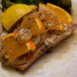 salmon salmon recipes marinade for salmon garlic glazed salmon baked ...